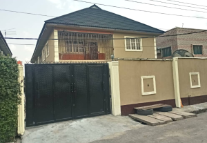 2 bedroom Flat / Apartment for rent Ilupeju estate Ilupeju Lagos