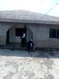 3 bedroom Semi Detached Bungalow House for sale GRACE ESTATE, AJEGUNLE MAGBORO  Magboro Obafemi Owode Ogun