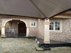 3 bedroom Detached Bungalow House for sale AT THE BACK OF OPEN UNIVERSITY IN OSOGBO  Osogbo Osun