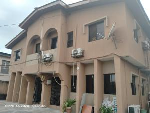 3 bedroom Semi Detached Duplex House for rent Ogba Bus-stop Ogba Lagos