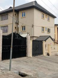 3 bedroom Blocks of Flats House for rent ADEOLA ESTATE OFF COLLEGE ROAD  Ogba Bus-stop Ogba Lagos