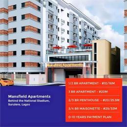 3 bedroom Flat / Apartment for sale - Masha Surulere Lagos