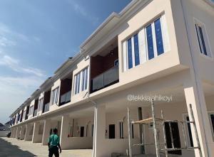 3 bedroom Terraced Duplex House for rent By Lekki Second Toll Gate chevron Lekki Lagos