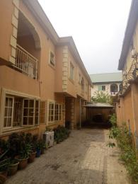 3 bedroom Flat / Apartment for rent Cement Estate beside ikeja  Mangoro Ikeja Lagos