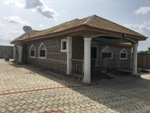 4 bedroom Detached Bungalow House for sale Federal housing estate, behind fountain uni Osogbo  Osogbo Osun