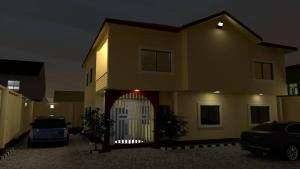 4 bedroom Duplex for sale NEW OKO OBA G.R.A.. Aguda(Ogba) Ogba Lagos