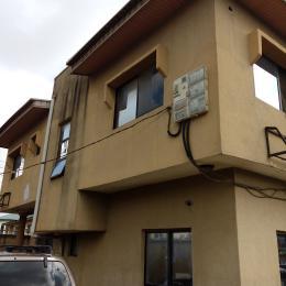 4 bedroom Terraced Duplex House for rent Ago palace Okota Lagos