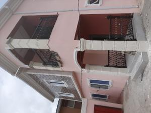 4 bedroom Flat / Apartment for rent Executive 4bedroom flat at oko oba agege front off maphwood estate new house very decent and beautiful  Oko oba road Agege Lagos
