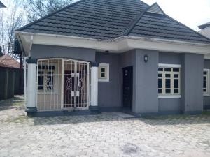 4 bedroom Detached Bungalow House for rent Rukpakulusi off Eliozu Eliozu Port Harcourt Rivers