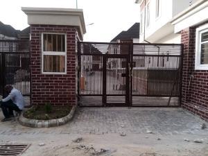 4 bedroom Semi Detached Duplex House for sale Mega Chicken Ikota Lekki Lagos - 0