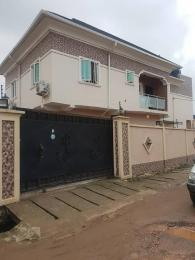 4 bedroom Detached Duplex House for sale Unity Estate off isiba oluwo Egbeda Egbeda Alimosho Lagos