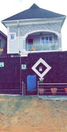 4 bedroom Detached Duplex House for sale Estate idimu Idimu Egbe/Idimu Lagos