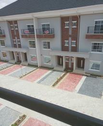 4 bedroom Terraced Duplex House for rent Salem Bus stop Back of Elevation Church Ikate Lekki Lagos - 0