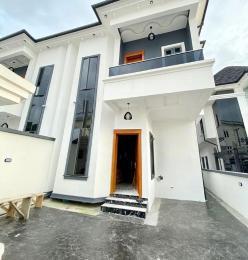 4 bedroom Semi Detached Duplex House for sale Osapa London lekki. Osapa london Lekki Lagos