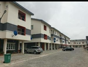 5 bedroom Terraced Duplex House for sale Chevron Drive Lekki Lagos