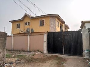 2 bedroom Blocks of Flats House for sale AKUTE VIA OJODU  Yakoyo/Alagbole Ojodu Lagos