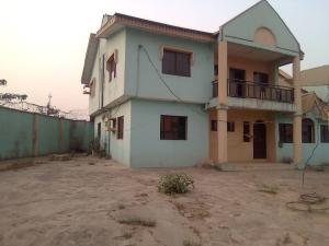 5 bedroom Flat / Apartment for sale Executive 5bedroom duplex at new oko oba schim 1 estate very decent and beautiful house nice estate  Oko oba Agege Lagos