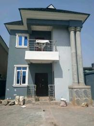 Detached Duplex House for sale Off agbe road Oko oba Agege Lagos