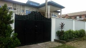 6 bedroom Detached Duplex House for sale OJODU ESTATE  Berger Ojodu Lagos