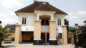 6 bedroom Detached Duplex House for sale Off Peter Odili Road Port Harcourt  Trans Amadi Port Harcourt Rivers
