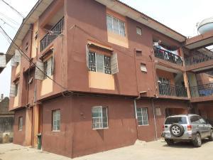 3 bedroom Blocks of Flats House for sale Idimu Ejigbo Estate. Lagos Mainland  Ejigbo Ejigbo Lagos