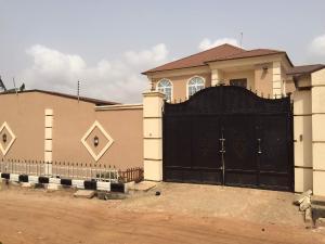 7 bedroom Detached Duplex House for sale Adiyan gasline area Agbado Ifo Ogun