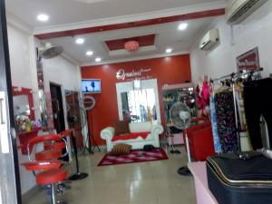 2 bedroom Shop Commercial Property for rent ON ISHAGA RD, SURULERE Ojuelegba Surulere Lagos