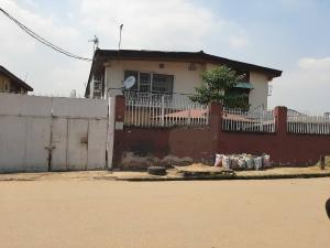 5 bedroom Detached Duplex House for sale ON A TARRED ROAD  Berger Ojodu Lagos