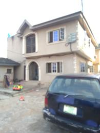 3 bedroom House for sale Enoma Street Ago palace Okota Lagos