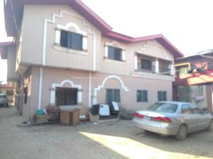 3 bedroom Blocks of Flats House for sale Inoma Street Ago palace Okota Lagos