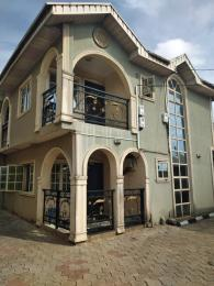 Detached Duplex House for sale NNPC Road Ejigbo Ejigbo Lagos