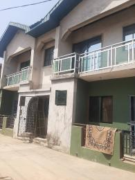 Mini flat Flat / Apartment for rent kola bus stop Alagbado Abule Egba Lagos