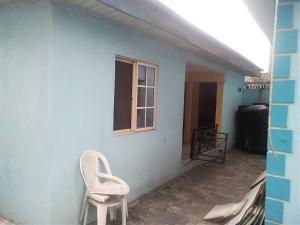 1 bedroom mini flat  Mini flat Flat / Apartment for rent OPPOSITE OMOLE PH1 Berger Ojodu Lagos