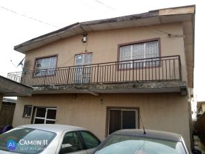 1 bedroom mini flat  Mini flat Flat / Apartment for rent OYEMEKUN OFF COLLEGE ROAD  Ogba Bus-stop Ogba Lagos