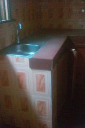 1 bedroom mini flat  Flat / Apartment for rent kadiri street...... Ajayi road Ogba Lagos