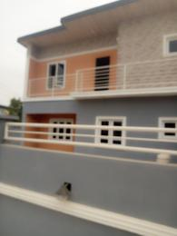 3 bedroom Semi Detached Duplex House for rent Cement inside Estate Mangoro Ikeja Lagos
