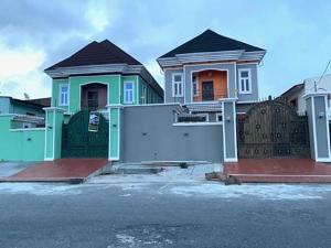 Detached Duplex House for sale Omole phase 1 ikeja Omole phase 1 Ojodu Lagos