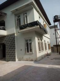 4 bedroom Detached Duplex House for sale Estate Ogba Bus-stop Ogba Lagos