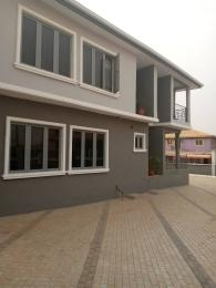 3 bedroom Blocks of Flats House for rent Fagba daddy salvage estate, via Ogba college road. Fagba Agege Lagos