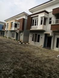 4 bedroom Terraced Duplex House for rent By lekki gardens  Abraham adesanya estate Ajah Lagos