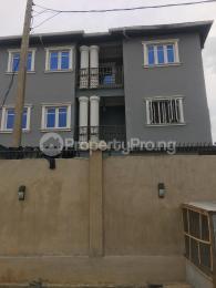2 bedroom Flat / Apartment for rent Brown  Akoka Yaba Lagos