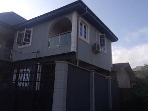 Blocks of Flats House for sale MAIJIYAGBE VIA CHURCH BUS STOP IPAJA  Ipaja Ipaja Lagos
