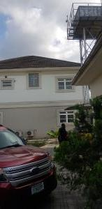 4 bedroom Detached Duplex House for sale Elelenwo street GRA afte BLINGS NIGHT CLUB  New GRA Port Harcourt Rivers