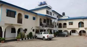 10 bedroom Hotel/Guest House Commercial Property for sale Unity Estate Festac Amuwo Odofin Lagos