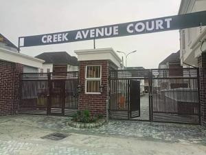 4 bedroom Semi Detached Duplex House for sale Back of Okota school Ikota Lekki Lagos