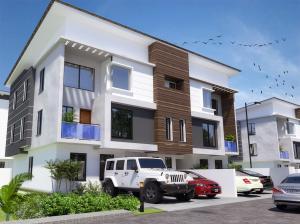 4 bedroom Semi Detached Duplex House for sale Omole Phase 2 Omole phase 2 Ojodu Lagos