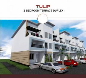 3 bedroom Terraced Duplex House for sale PP ESTATE 2, JABI AIRPORT ROAD, ABUJA. Jabi Abuja