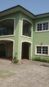 4 bedroom Detached Duplex House for rent Osatohan Street Thomas estate Ajah Lagos