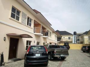 4 bedroom House for rent Ben Chil Onyido Drive By Udeco Medical Roundabout  chevron Lekki Lagos