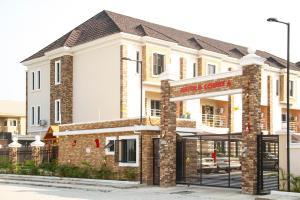 4 bedroom House for sale Abiola Court  Osapa london Lekki Lagos - 13